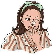 鼻の毛穴の黒ずみケア