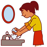 脂性肌の人のための洗顔方法