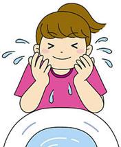 乾燥肌の洗顔方法