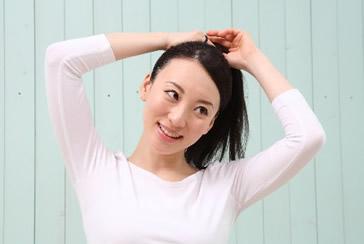 更年期の女性の薄毛対策