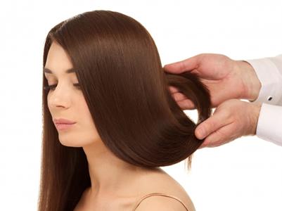 髪のパサパサ改善