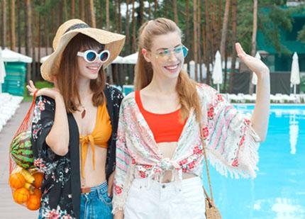 夏場は意外なことでシミが増える?